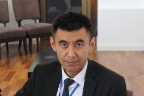 Курманбеков Архат Сайлаугазыйевич