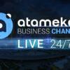 Видео интервью на телеканале Atameken Business с Председателем Правления Ильиным А.И.