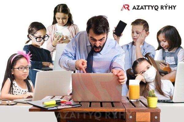 Бесполезность введения карантина в школах и детсадах доказал казахстанский ученый на rus.azattyq-ruhy.kz